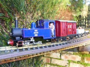 Garden Railway Event