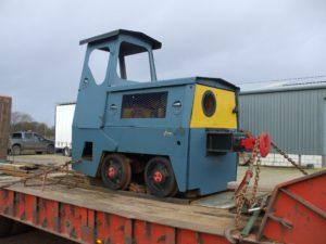 Motor Rail arriving 1