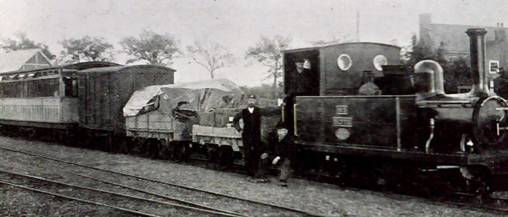 The SR Heritage Train