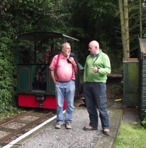 Toby and Sean discuss steam locomotive driving