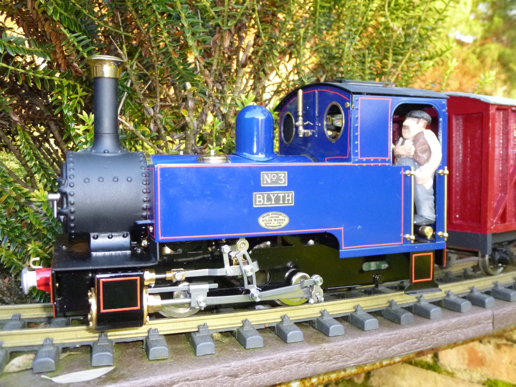 Guest Blog – Mr Awkward's Workshop Diary – 18th July 2015 – and Garden Railway Event
