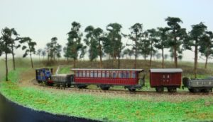 The Heronry in N scale