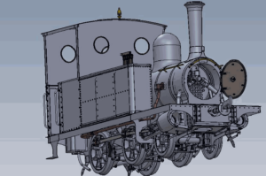 Virtual model of Blyth