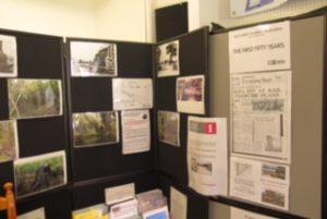 SRT and ESTA displays