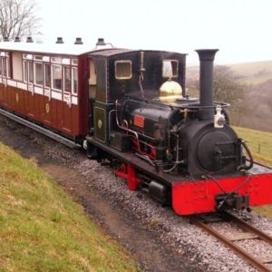 The revived Lynton and Barnstaple Railway