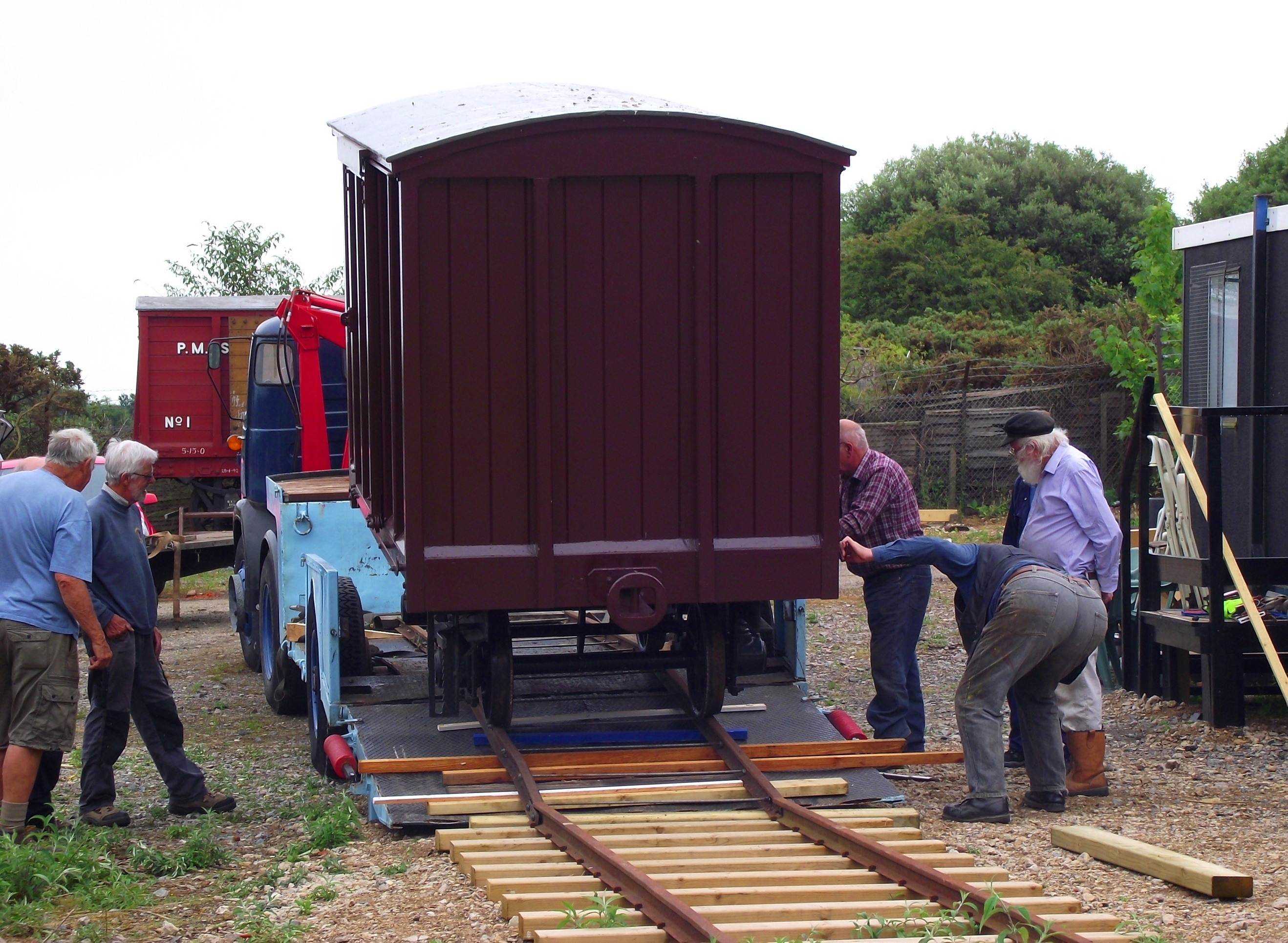 Permanent Way – Southwold Railway Trust